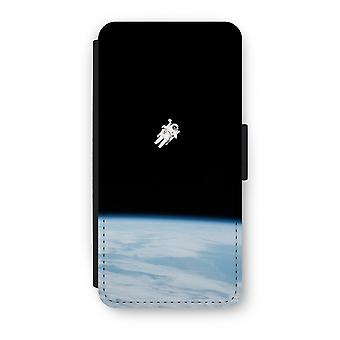 Samsung Galaxy S9 Plus Flip Case - Alone in Space