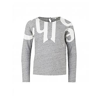 Chloe kinderkledij Long Sleeved losse Fit Logo T-shirt