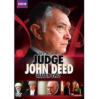 Domare John Deed: Säsong 2 [DVD] USA import