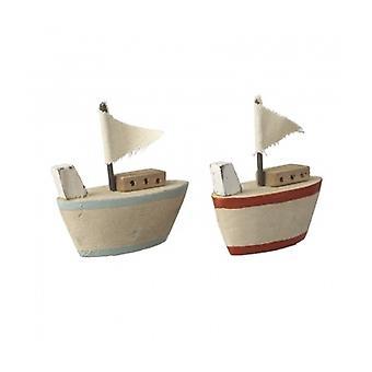 Heaven Sends Set of 2 Decorative Bathroom Boats