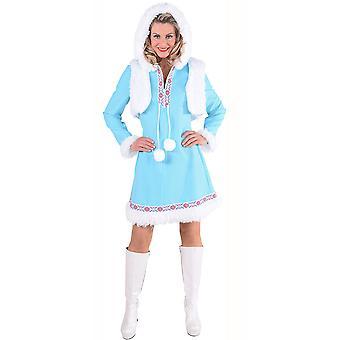 Kostüme Frauen kleiden Frauen Eskimo für Damen