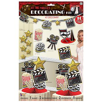 At the Movies-décor Kit