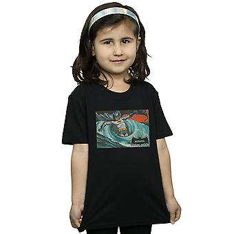 DC Comics Girls Batman TV Series Whirlpool T-Shirt