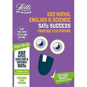KS2 Maths - English and Science SATs Practice Test Papers - 2019 tests