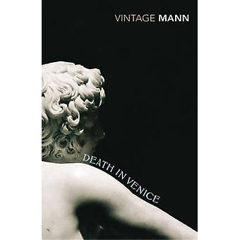 Death in Venice and Other Stories by Thomas Mann - 9780099428657 Book