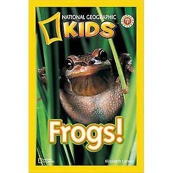 Frogs by Elizabeth Carney - 9781426303920 Book