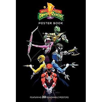 Mighty Morphin Power Rangers Poster Book by Jamal Campbell - 97816088