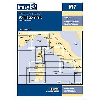 Imray Chart M7 - Bonifacio Strait by Imray - 9781846238635 Book