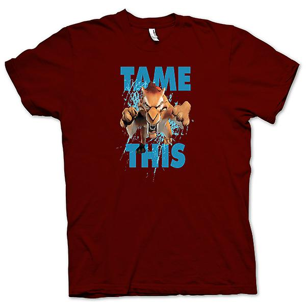Hommes T-shirt - Ice Age - Diego Tame Cette