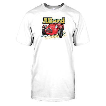 Allard Motor Company Limited Mens T Shirt