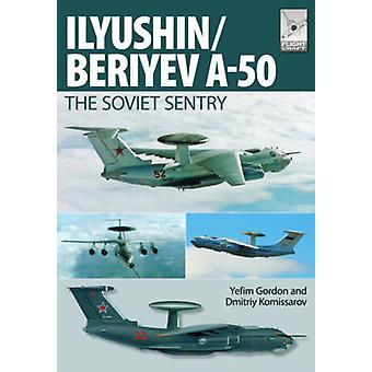 Flight Craft 6 - Il'yushin/Beriyev A-50 - The 'Soviet Sentry' by Yefim