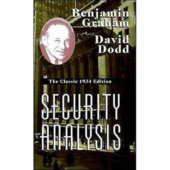Beveiligingsanalyse: De Classic 1934 editie