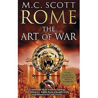 Roma: El arte de la guerra (Roma 4)