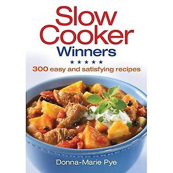 Des gagnants cuiseur lents: 300 recettes simple et satisfaisantes