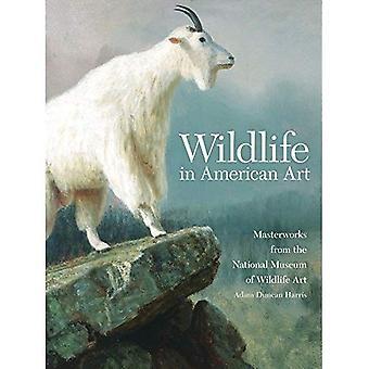 Vida selvagem na arte americana: obras-primas do Museu Nacional de Wildlife Art