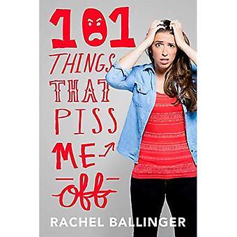 101 coisas que Me irrita