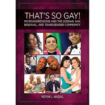 Das ist So schwul!