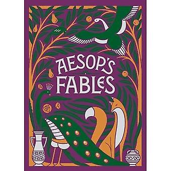 Aesop's Fables (Barnes & Noble Children's Leatherbound Classics)