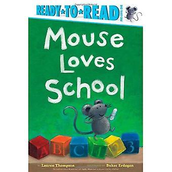 Maus liebt Schule