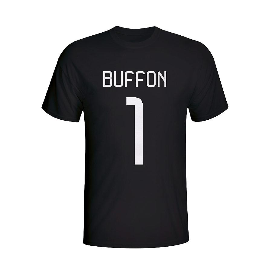 Gigi Buffon Juventus Hero T-shirt (black) - Kids