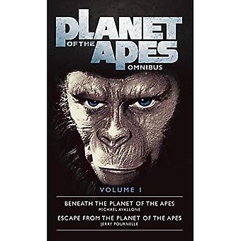 Planeta de los simios Omnibus: Omnibus 1