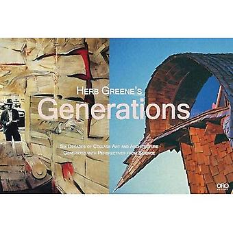 Generations: 6 Decades of Collage Art & Architecture Generated with Perspectives From Science