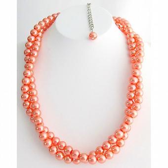 Bryllup brude prudepike gaver mødre dag Orange Pearl