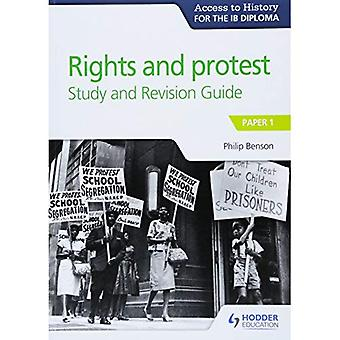 Access to History for the IB Diploma Rights and protest Study and Revision Guide: Paper 1