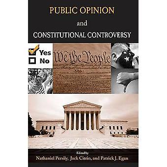 Opinionen og konstitusjonelle kontrovers ved Persily & Nathaniel