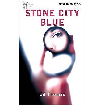 Stone City Blue door Thomas & Ed