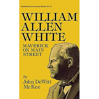 Blanc de William Allen Maverick sur la rue principale de McKee & John DeWitt
