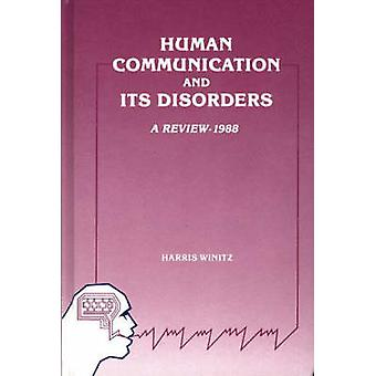 Human Communication and Its Disorders Volume 2 by Winitz & Harris