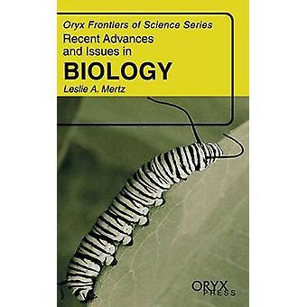 Nylige fremskritt og problemer i biologi ved Mertz & Leslie