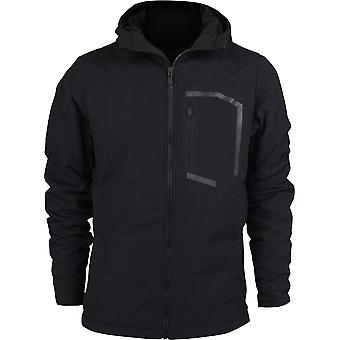 Fox Racing Mens Podium Puffer Jacket - All Black