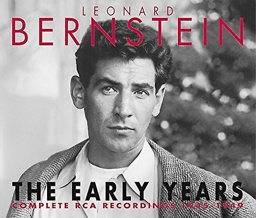 Leonard Bernstein - Early Years  Complete Rca Record [CD] USA import