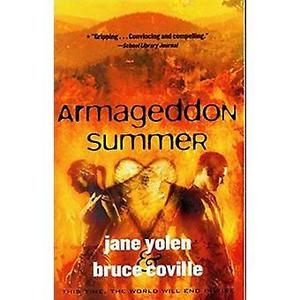 Armageddon Summer by Jane Yolen - Bruce Coville - 9780152022686 Book