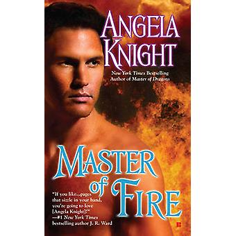 Master of Fire by Angela Knight - 9780425233351 Book