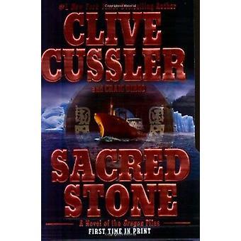 Sacred Stone by Cussler - Clive/ Dirgo - Craig - 9780425198483 Book