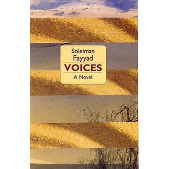 Voices by Soleiman Fayyad - Hosam Aboul- Ela - 9780714529455 Book