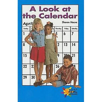 A Look at the Calendar by Sharon Moore - 9780823963690 Book
