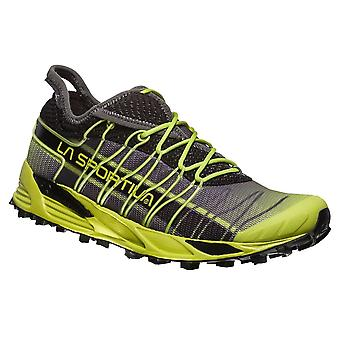 La Sportiva Mutant Mens Off-road Running Shoes Apple Green/carbon