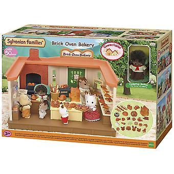Sylvanian Familien Brick Oven Bäckerei