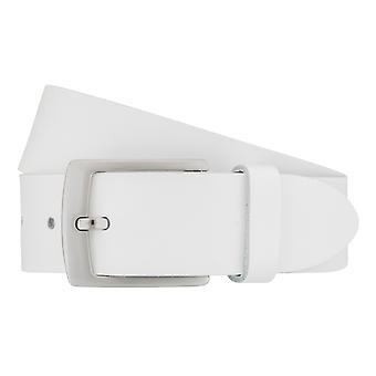 ベルント GÖTZ ベルト メンズ ベルト革ベルト ホワイト 7475