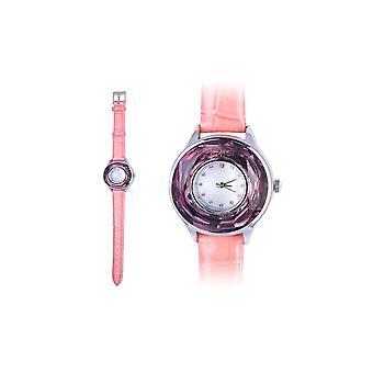 Watch pyntet med Swarovski Rose Crystal