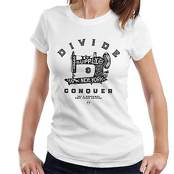 Divide & Conquer New York East Coast Edition Women's T-Shirt