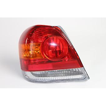 Toyota Yaris 03-06 Left Passenger Tail Lamp Japanese Model-Toyota Echo 2000-2005
