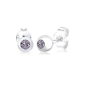Elli - Women's pendant earrings with Swarovski crystal - cod. 03200893