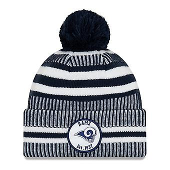 New Era Sideline Bommel Kinder Youth Mütze Los Angeles Rams