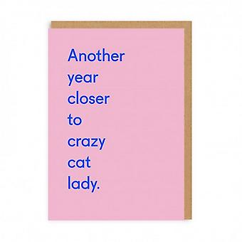 Ohh Deer Another Year Closer Birthday Card