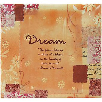 Inspiration Postbound Scrapbook Album 12